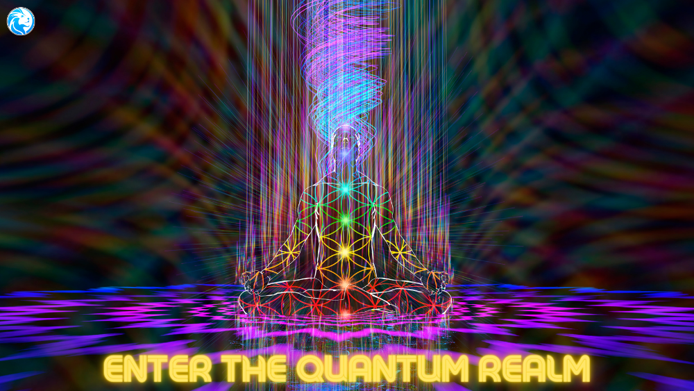 Enter The Quantum Realm